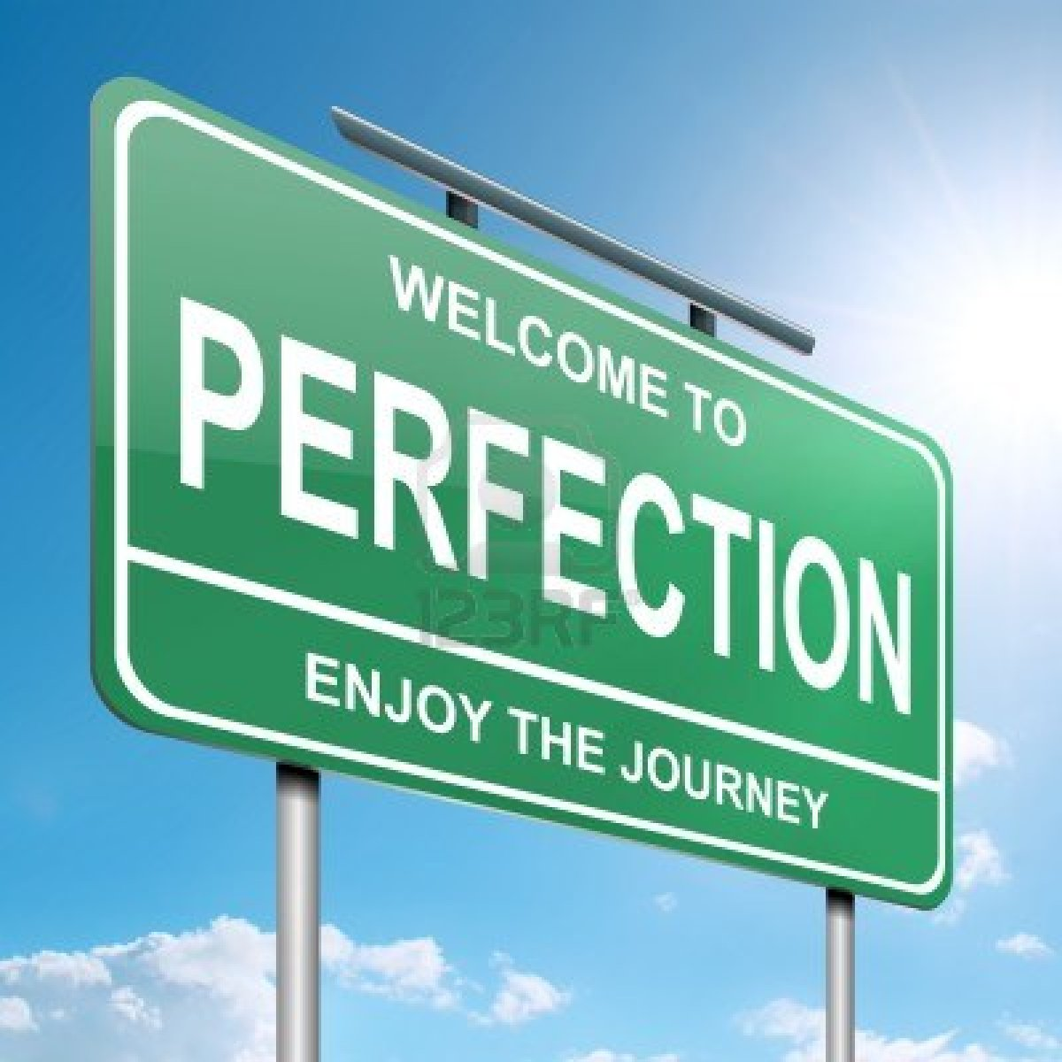 the pursuit of perfection starving christians