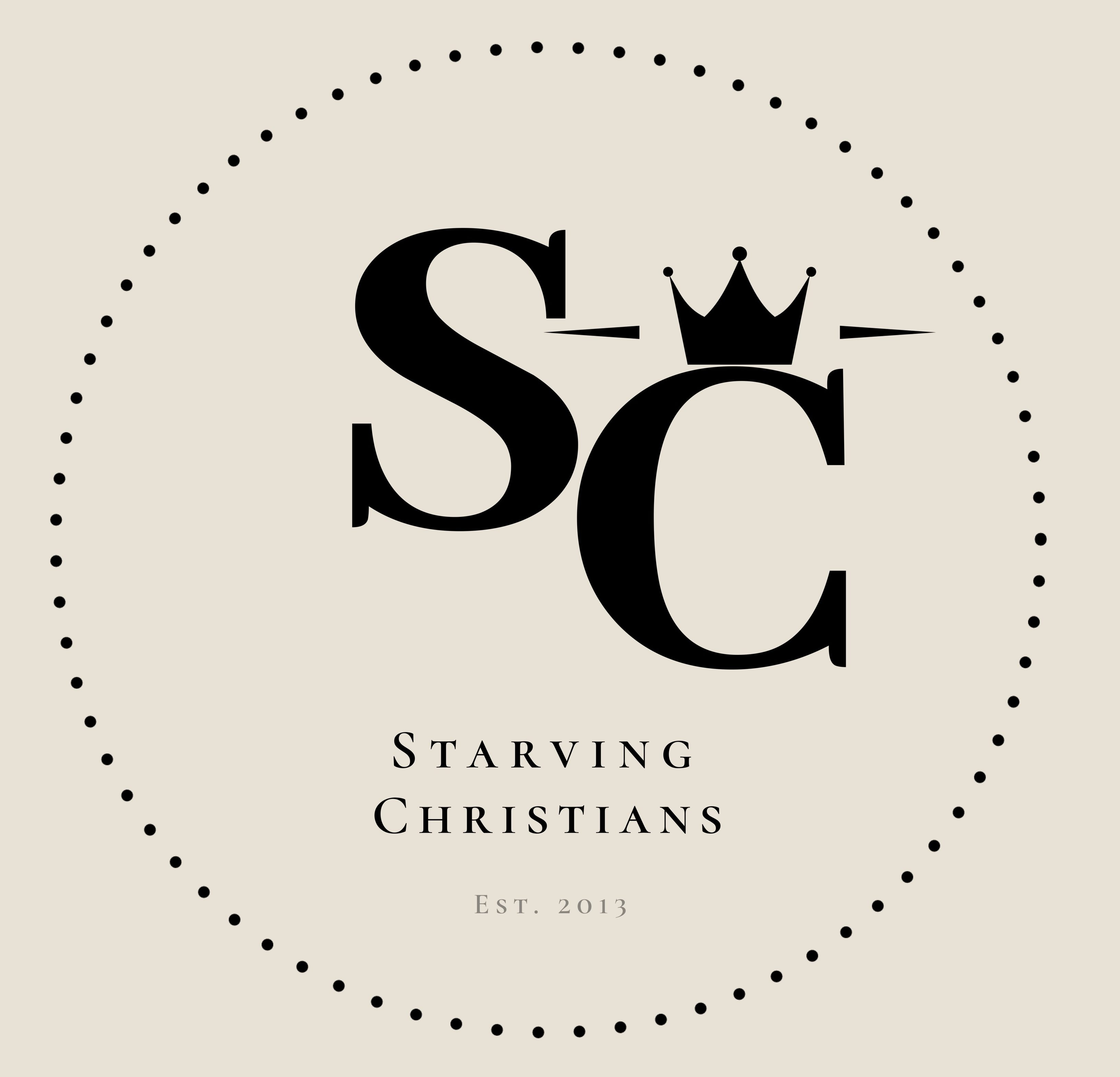Starving Christians